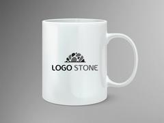 Logo Stone Mug Tasarımı