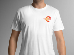 E-ticaret Logo T-shirt Tasarımı