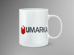 UV Logo Mug Tasarımı