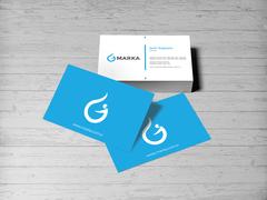 Enerji Logo Kartvizit Tasarımı