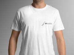 F Logo T-shirt Tasarımı