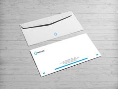 Enerji Logo Zarf Tasarımı