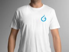 Enerji Logo T-shirt Tasarımı
