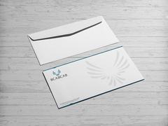 Kanat Logo Zarf Tasarımı