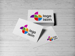 Renkler Logo Kartvizit Tasarımı