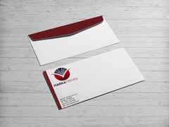 Marka Firması Zarf Tasarımı