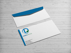 D Logo Zarf Tasarımı