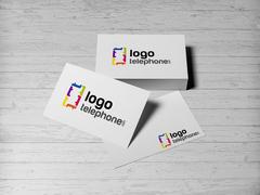 Logo Telefon Kartvizit Tasarımı