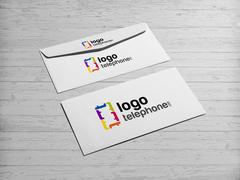 Logo Telefon Zarf Tasarımı