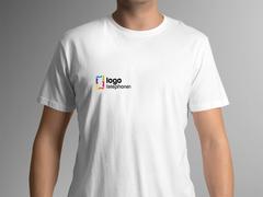 Logo Telefon T-shirt Tasarımı