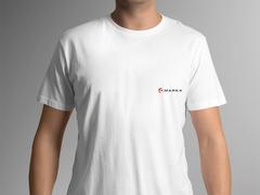 Küre İçindeki S harfi Logo T-shirt Tasarımı