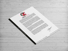 K Logo Antentli K. Tasarımı