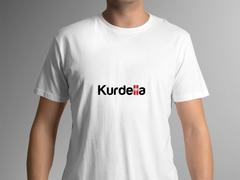 Logo Kurdella T-shirt Tasarımı