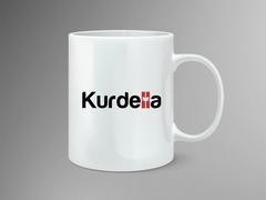 Logo Kurdella Mug Tasarımı