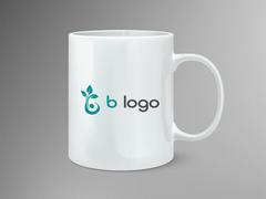 Logo B Mug Tasarımı