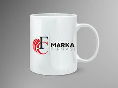 FC Logo Mug Tasarımı