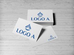 Damla Logo Kartvizit Tasarımı