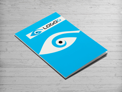 Göz Logo Dosya Tasarımı