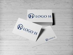 H Logo Kartvizit Tasarımı
