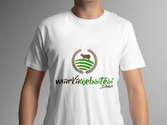 İnek Logo T-shirt Tasarımı