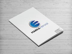 E ve G Harfli Marka Firması Logo Dosya Tasarımı
