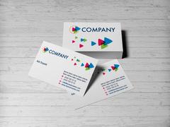 Play Logo Kartvizit Tasarımı