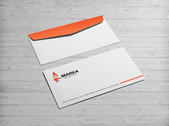 Maskot Logo Zarf Tasarımı
