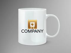 Q Logo Mug Tasarımı