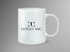 MC Logo Mug Tasarımı