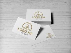 HA Logo Kartvizit Tasarımı