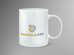 D Logo Mug Tasarımı