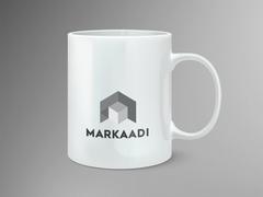 Küp Logo Mug Tasarımı
