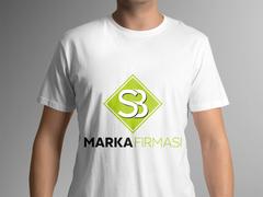 SB Logo T-shirt Tasarımı
