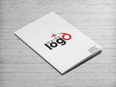 Uçaklı Marka Firması Logo Dosya Tasarımı
