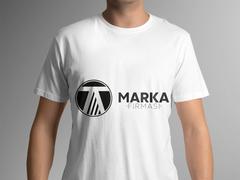 T ve A Harfli Logo T-shirt Tasarımı