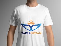 Kanat Logo T-shirt Tasarımı