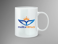 Kanat Logo Mug Tasarımı