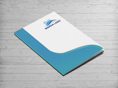 Mavi Logo Dosya Tasarımı