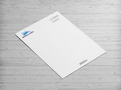 Mavi Logo Antentli K. Tasarımı