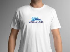 Mavi Logo T-shirt Tasarımı