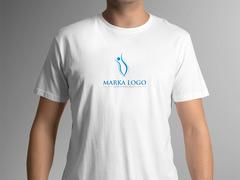 Figür Logo T-shirt Tasarımı