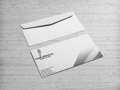 Tüy Logo Zarf Tasarımı