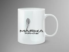 Tüy Logo Mug Tasarımı