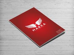 Melek Logo Dosya Tasarımı