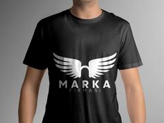 Melek Logo T-shirt Tasarımı
