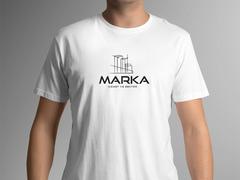 Çizim Logo T-shirt Tasarımı