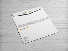 Kartela Logo Zarf Tasarımı