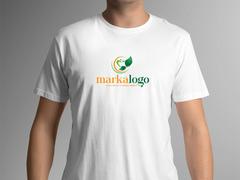 Marka Logo 90 T-shirt Tasarımı
