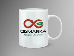 Sonsuz Logo Mug Tasarımı