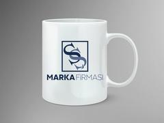 S Logo Mug Tasarımı